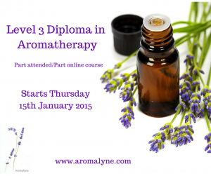 Level 3 Diploma in Aromatherapy