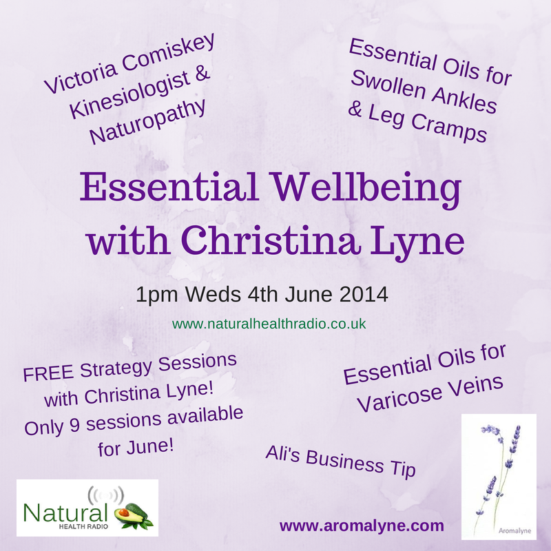 Essential Wellbeing 4th June 2014